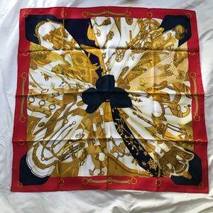 "Hermès ""Soleil de Soie"" (Sun of Silk) Scarf"